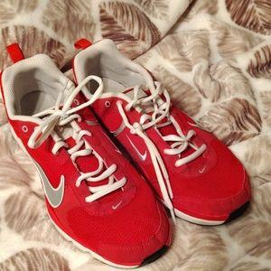 Nike size 9 flextr